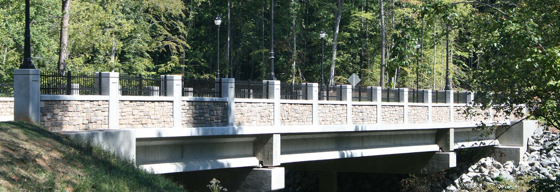 Decorative Bridge Construction